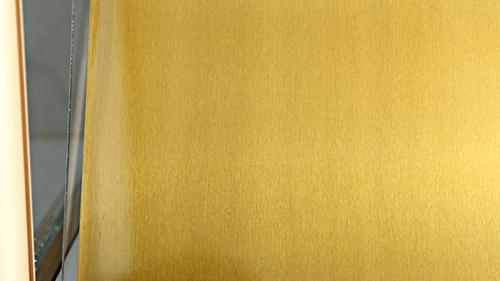 黄色不锈钢板材