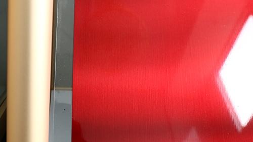 彩色防锈抗指纹板